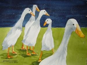 Entenrennen